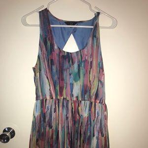 Multicolored Lulus dress